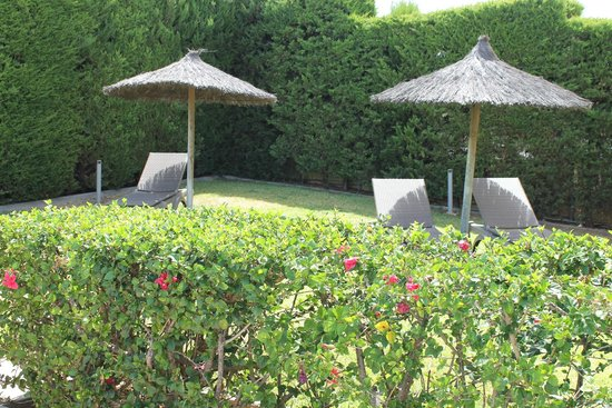 Ibis Jerez de la Frontera: Jardín