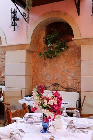 Veneto Restaurant: zitje