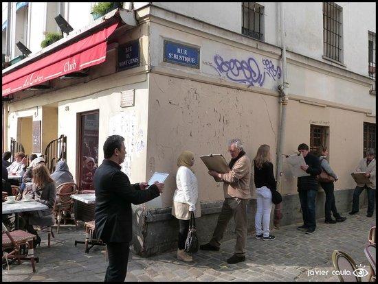 Montmartre: Vista 1