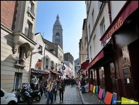 Montmartre: Vista 3