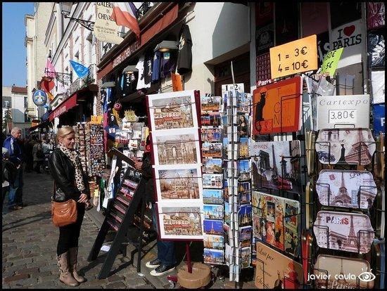 Montmartre: Vista 2