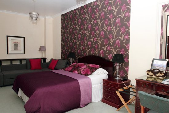 Edinburgh Thistle Hotel: Executive Double