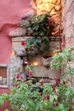 Veneto Restaurant: waterpartij