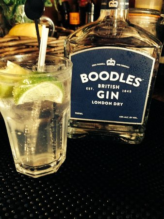 The Lounge: lounge loves gin