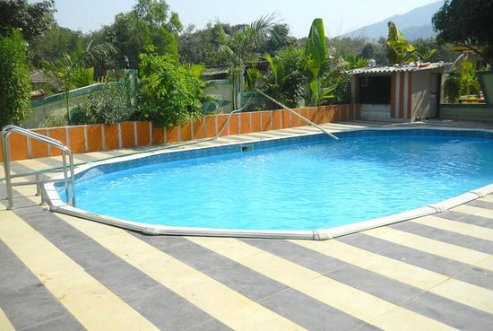 Swimming pool picture of aashirwad cottage resort for Aashirwad indian cuisine orlando reviews