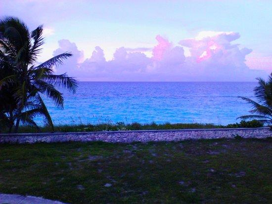 Exuma Palms Hotel : Evening....ahhhh
