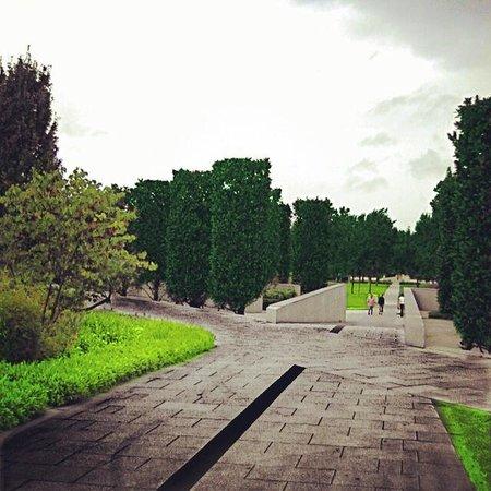 Parc Andre-Citroen: Agradables paseos por este parque