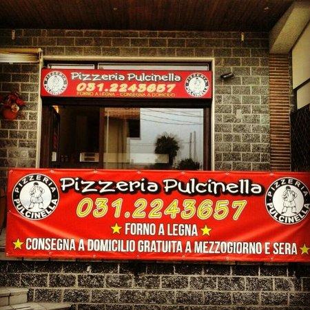 """Rovello Porro, Italia: Il nostro locale di Fino Mornasco """"Pulcinella"""""""