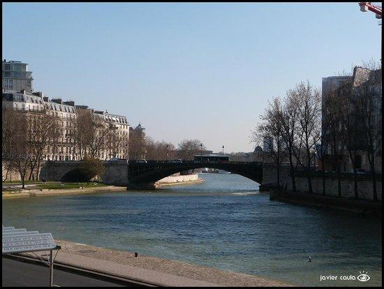 La Seine : Vista 2