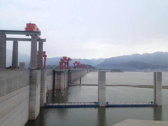 Three Gorges Dam Project: Three Gorges Dam