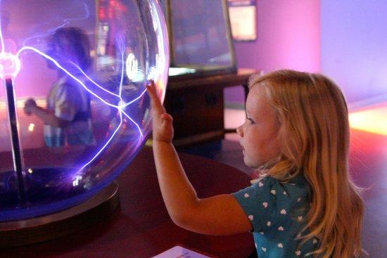 Children's Museum of Virginia: Wow!