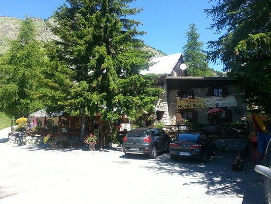 Le Relais de la Cayolle : Restaurant