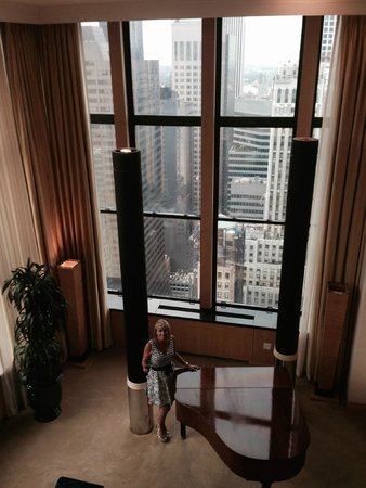 The Towers at Lotte New York Palace : View of piano in 5319