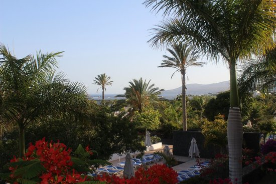 Hotel Costa Calero : View from room