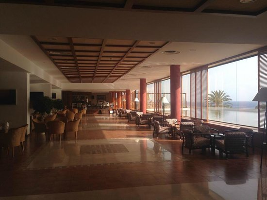 Hotel Costa Calero : Entrance hall