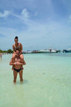 Grand Riviera Princess All Suites Resort & Spa: foto en la playa