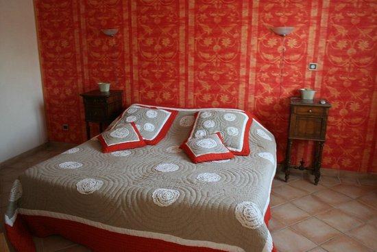 château le Martinet : suite cigale