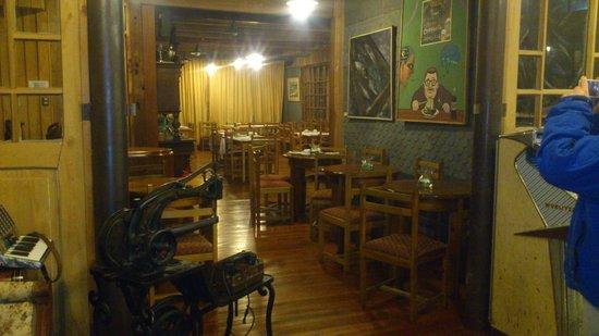 Hotel El Greco : Comedor