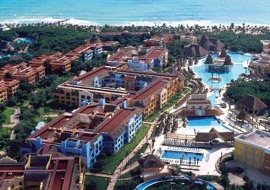 Iberostar Paraiso Beach: Vista