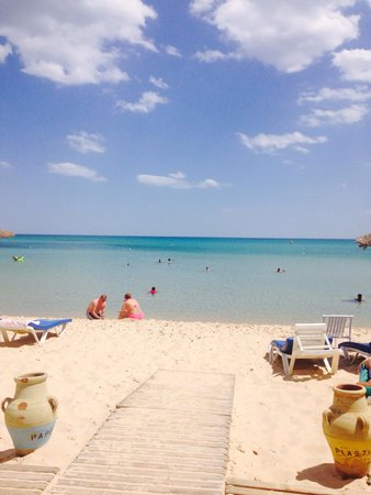 SENTIDO Phenicia: The beach ��