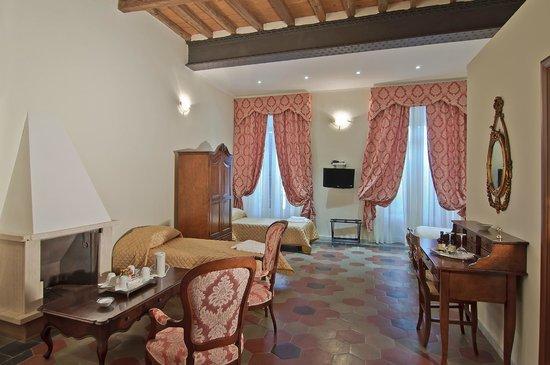 Hotel Le Clarisse al Pantheon: Family Suite