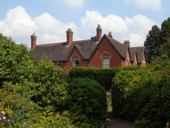 Sunnycroft: House from the gardens
