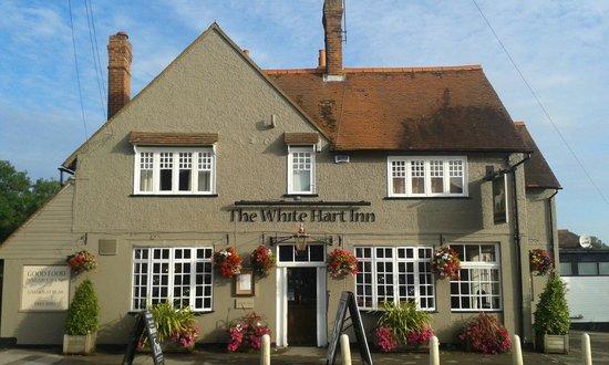 The White Hart Inn: Front