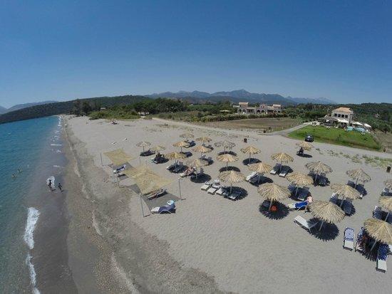 Castello Antico Beach Hotel : Beach