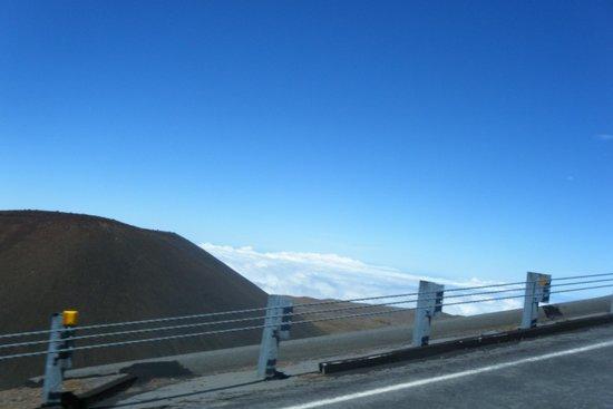 Mauna Kea Summit : To the top