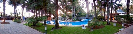 Lopesan Costa Meloneras Resort, Spa & Casino: Lazy river
