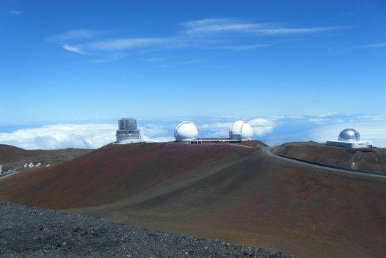 Mauna Kea Summit : TOP