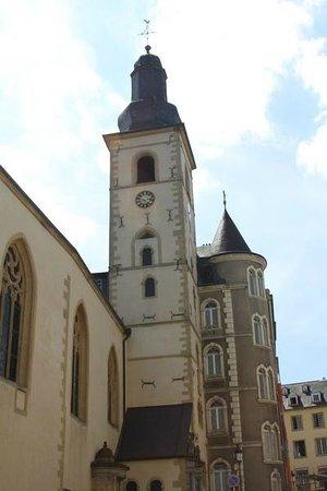 Saint Michel's Church : Aussenansicht