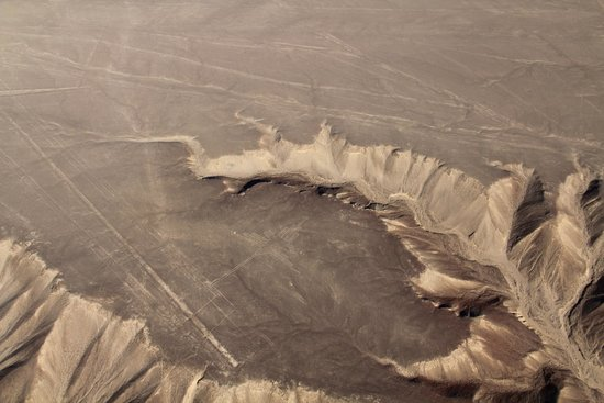 Mystery Peru: Nazca view from the plain