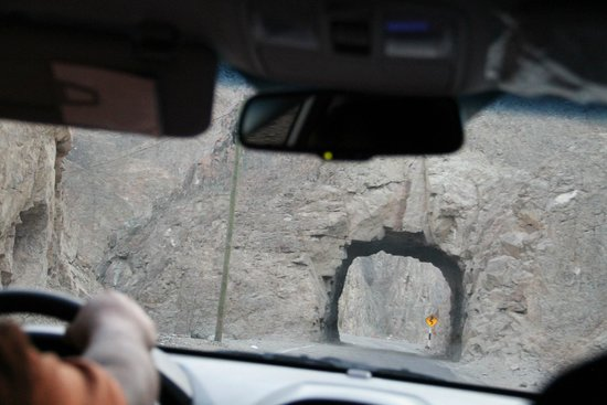 Mystery Peru: view from the car