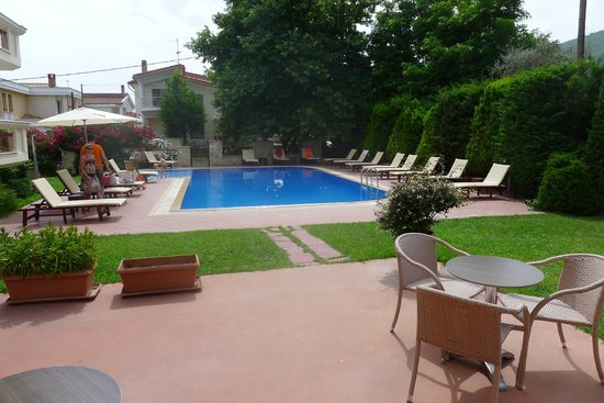 Electra Hotel : Delicious in the hot weather!