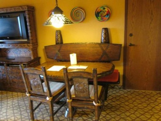 Disney's Animal Kingdom Lodge : Dining area