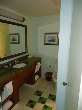 Atlantis, Coral Towers, Autograph Collection : Bathroom