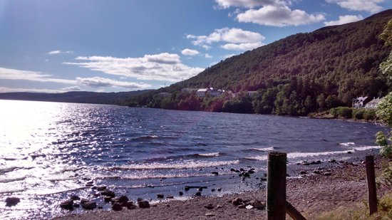 Macdonald Loch Rannoch Hotel: Hotel nestled in beauty