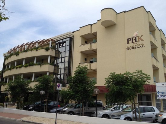 Park Hotel Kursaal: L'albergo