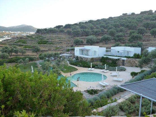 Kamaroti Suites Hotel: Γενική άποψη