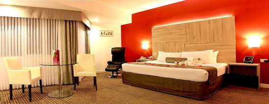 Crowne Plaza Lima: Suite