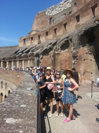 Coliseo: Photo of Colosseum taken with TripAdvisor City Guides