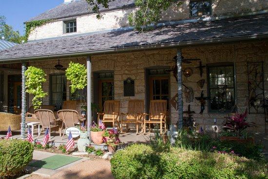 Fredericksburg Herb Farm - Sunday Haus Cottages : Restaurant