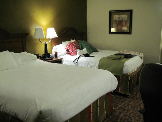 Best Western Asheville Tunnel Road: comfortable beds
