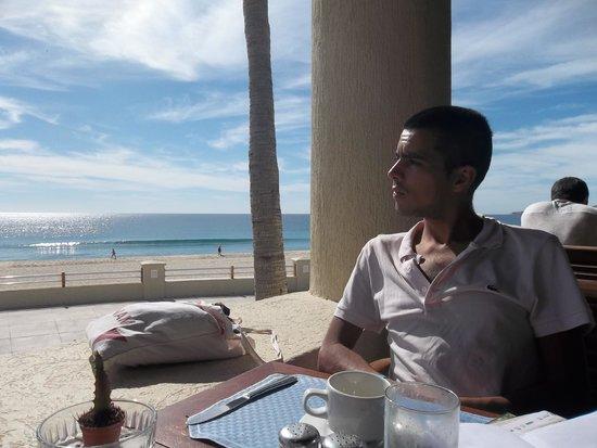 Barceló Gran Faro Los Cabos: Vista desde el restaurante