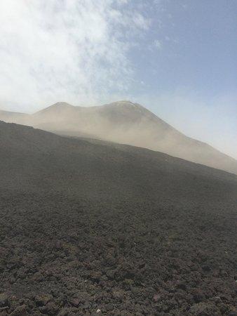 Monte Etna: Solo vulcanico