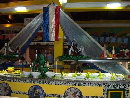 Breezes Varadero: cuban dinner
