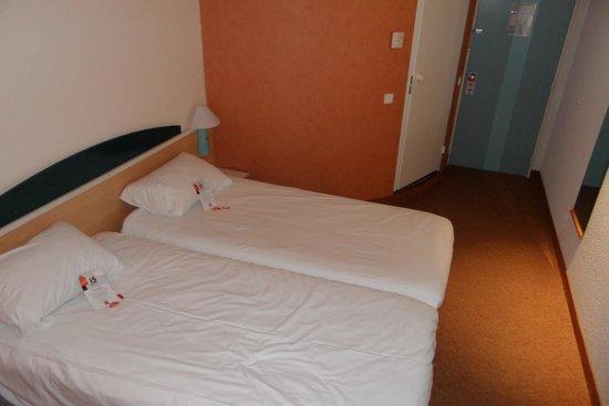 Ibis La Ciotat : chambre