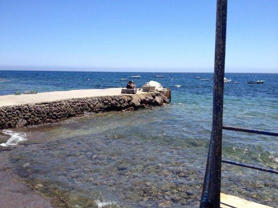 Pension La Isleta del Moro: Desde la pensión