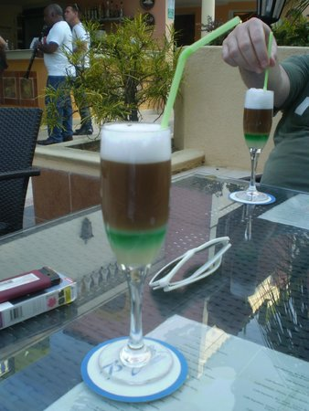 Hotel Los Cactus: too pretty to drink